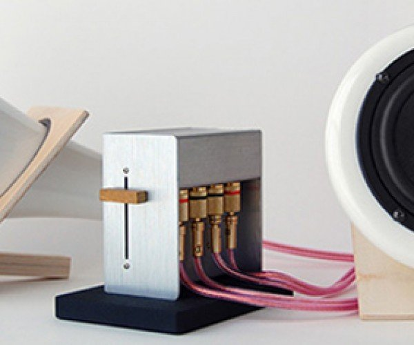 Ceramic Speakers: Don't Play Anything Too Heavy