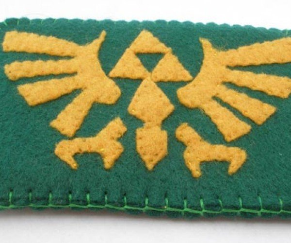 Zelda iPhone Case for Storing Iphones, Not Rupees