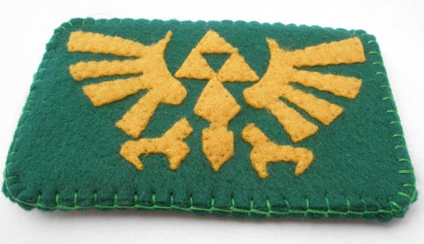 Zelda Triforce iPhone Case 3