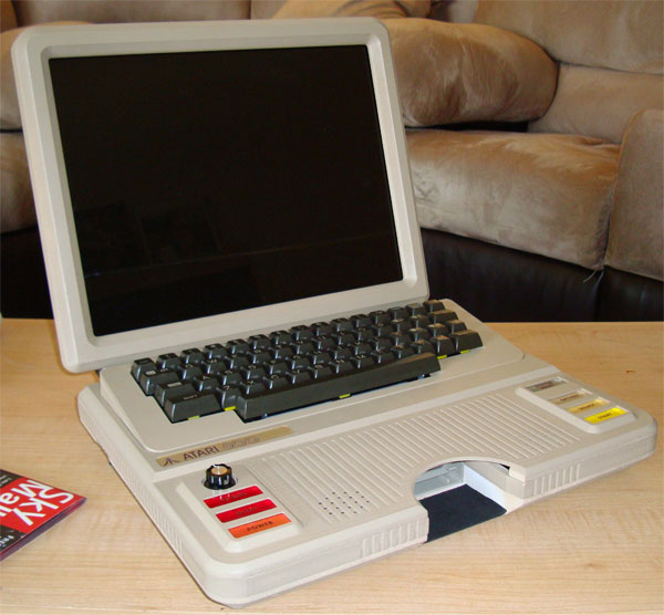 atari 800 laptop ben heck