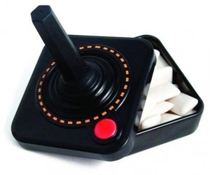 Atari Controller Gum Tin: Want a (Joy)Stick of Gum?