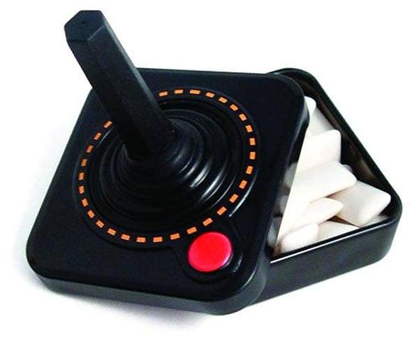 atari joystick chewing gum