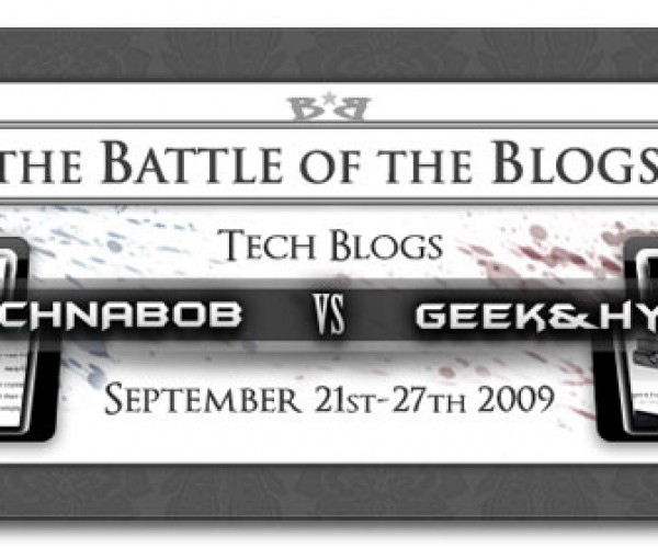 Vote for Technabob on the Battle of the Blogs!