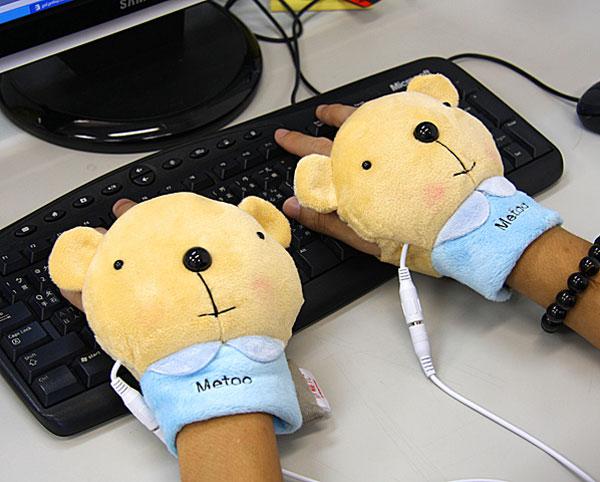 bear hand warmers