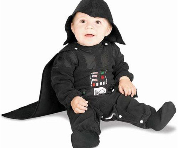 Star Wars Baby Costumes: Force Awwwwww