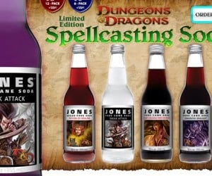 Jones-Ing for Some Dungeons & Dragons Soda