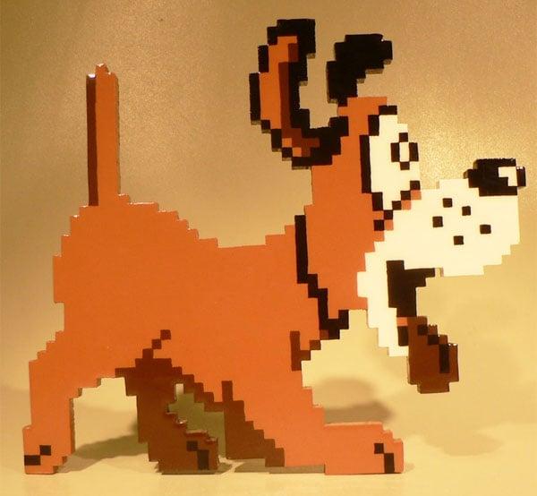 Duck Hunt Pixel