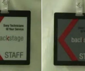 Blinking E-Ink Name Badges on the Way. Why? Why Not?