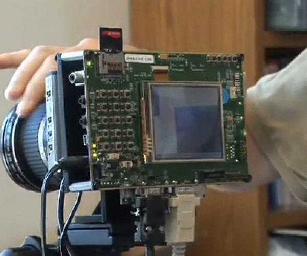 Frankencamera: Open Source Digital Camera