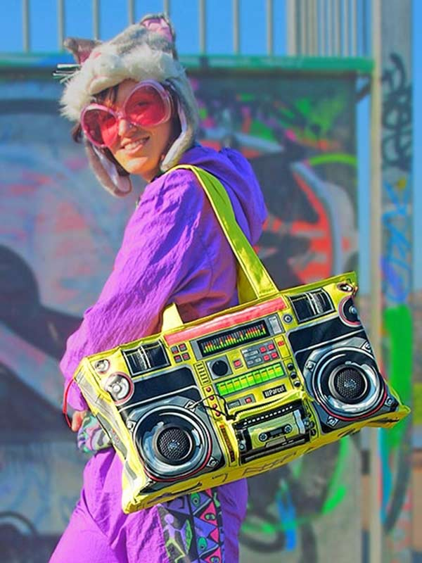 ghetto blaster bag 1