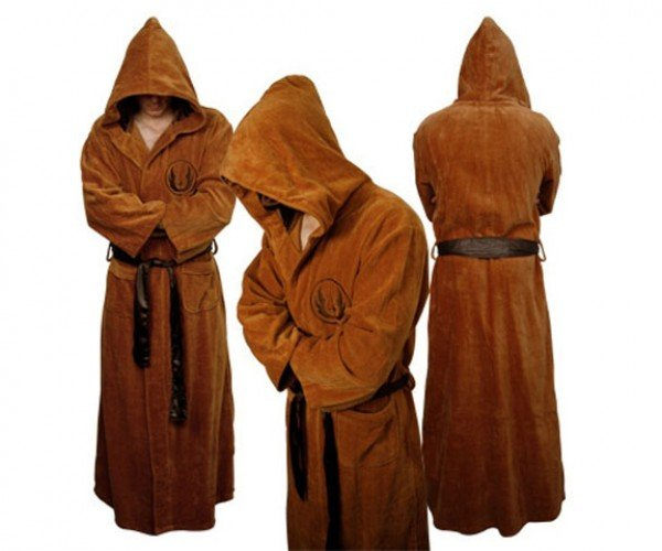 Jedi Bath Robe: Obi-Wants One