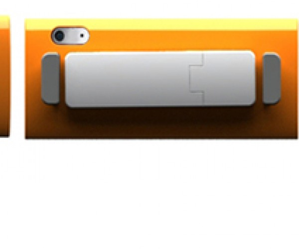 Kickster iPod Nano 5g Case: by iPod Fans, for iPod Fans, From Quirky