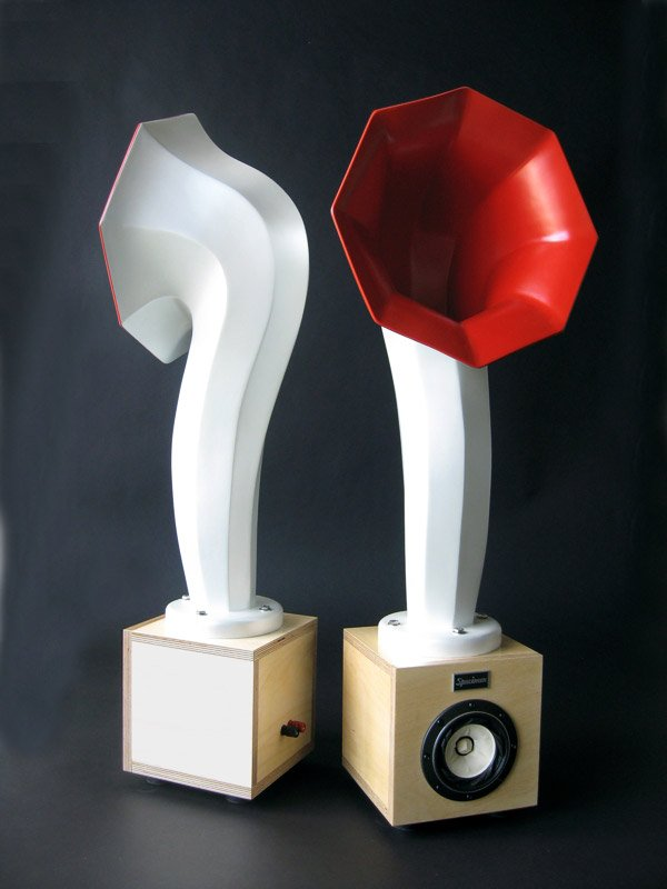 little horn speakers 1