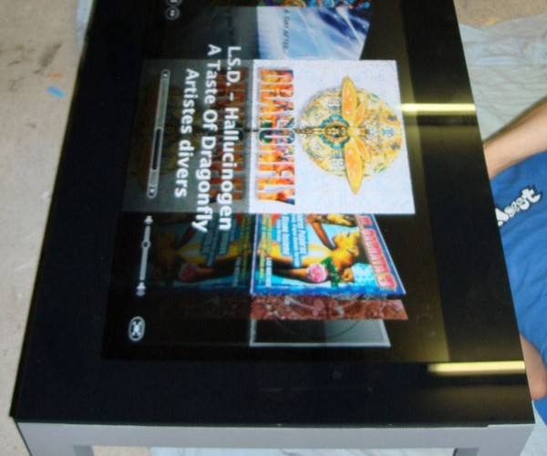 The Real Mac Tablet is a Coffee Table [Casemod]