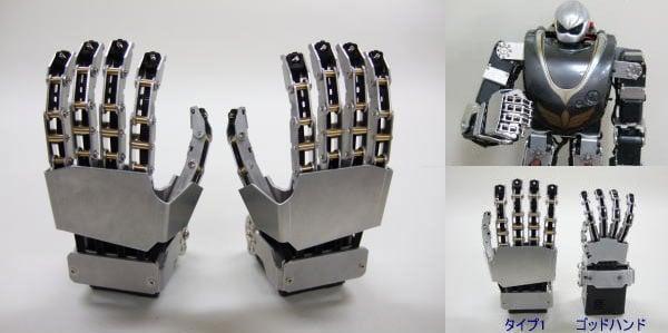 melissa robot hands