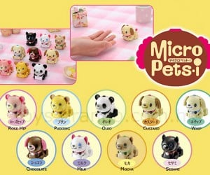 Takaratomy Micropets-I Robots Will Kill You With Cuteness