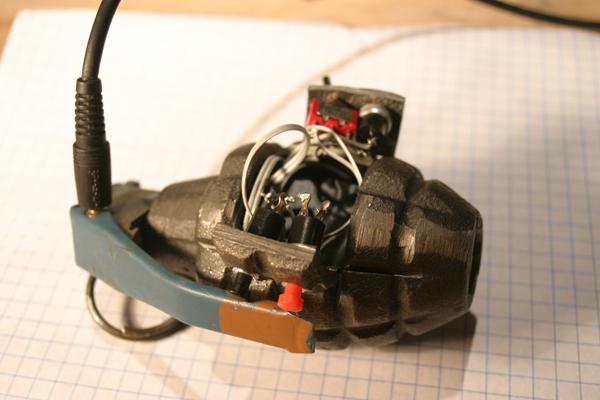 MP3 Grenade Guts