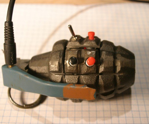 Mp3 Grenade Redefines 'Bombtrack'