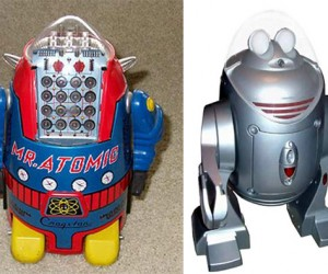 The Old Robots Website: the Robot Geek'S Happy Place