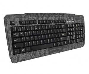 Modern Warfare 2 Keyboard by Mad Catz