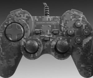 Modern Warfare 2 Joystick by Mad Catz