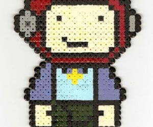 Maxwell From Scribblenauts Gets the Pixel Art Treatment