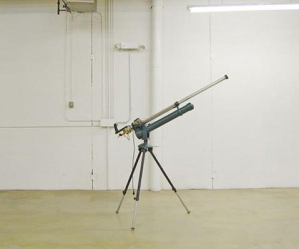 Lethal Pneumatic Ping Pong Gun: 'Nuff Said.