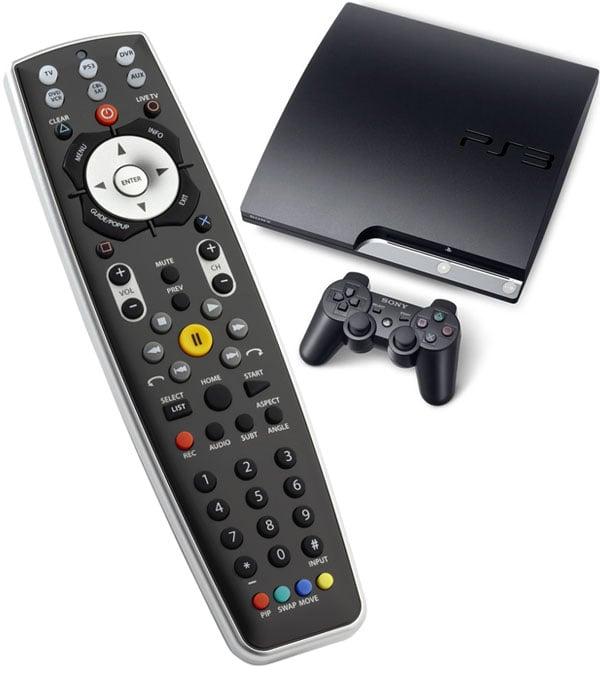 ps3 blu link remote