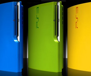 Colorware Color Coats the PS3 Slim