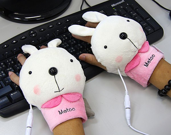 rabbit usb hand warmers