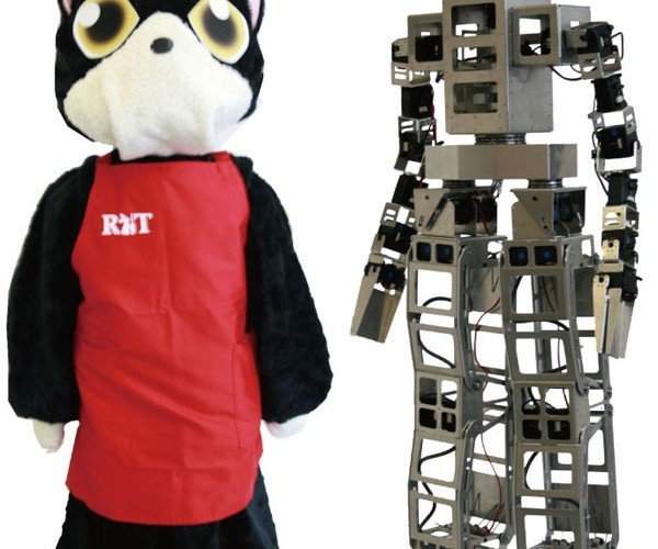 Ric-Rolled: Mascots to Soon be Replaced With Robots