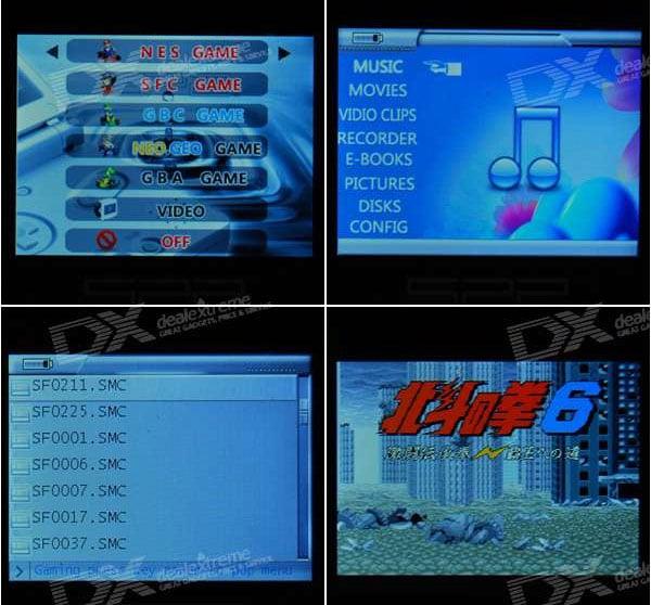 sp2_game_emulator_screenshots