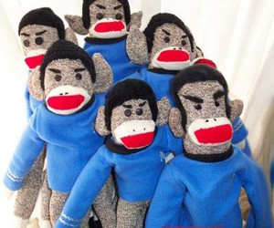 Spock Monkey: Half-Vulcan, Half-Sock, Half-Monkey
