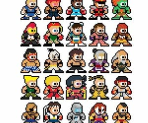 Megaman-Inspired Street Fighter 4 Sprites: Ryuman Vs Sagatman Fight!