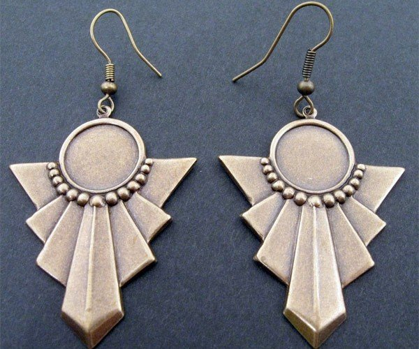Remember the Glory Days With Rapture Earrings [Bioshock]