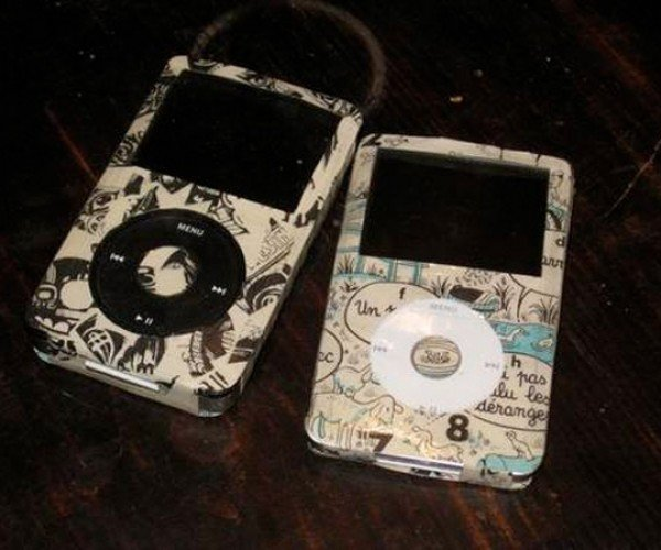 Wrap Your Gadgets in Vintage Comics