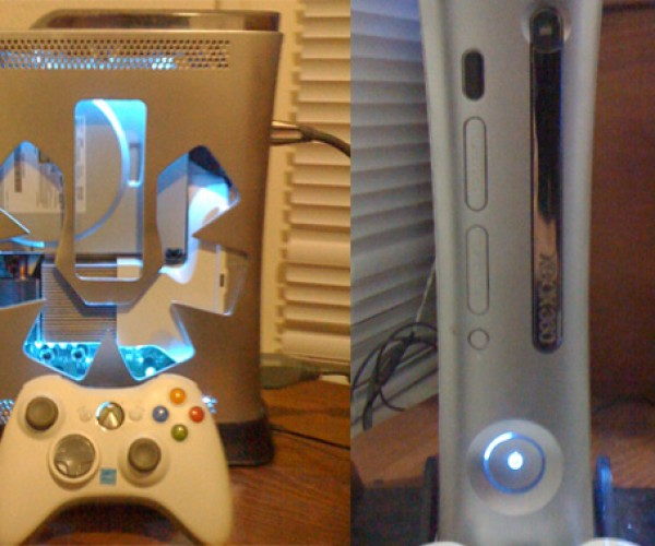 Halo Casemod for Elites Only [Xbox 360]