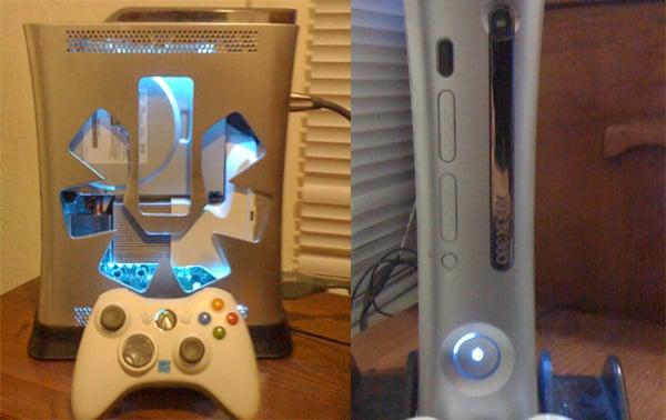 halo case emblem xbox 360