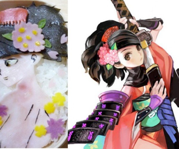 Muramasa: the Demon Bento