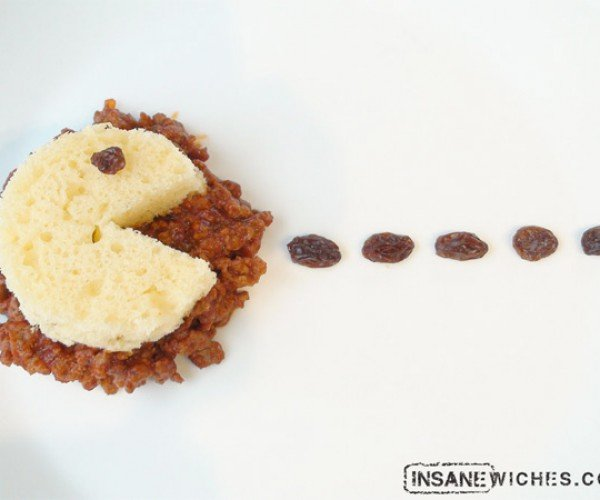 The Pac-Man That Eats Like a Meal
