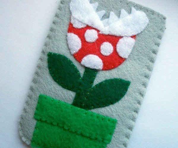 Feed Your iPhone to a Piranha Plant