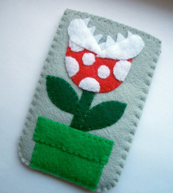 piranha plant iphone case