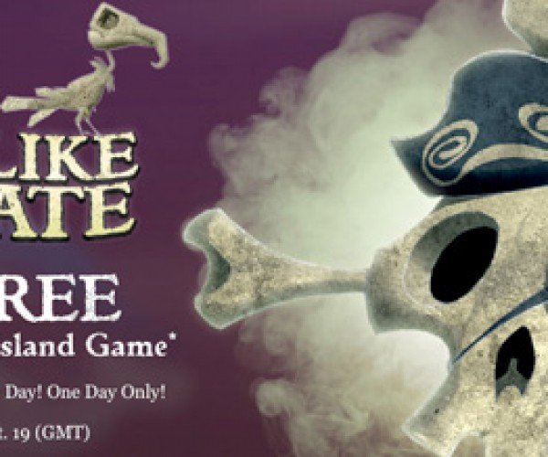 Play Like a Pirate on Talk Like a Pirate Day