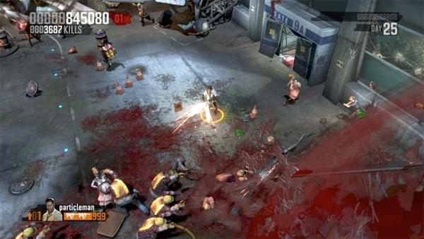 zombie apocalypse xbla xbox 360 psn dlc