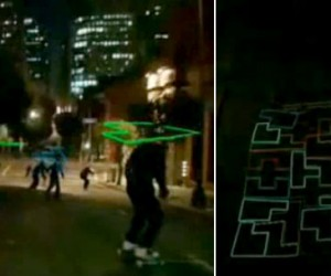 Skateboarders Recreate Tetris on Streets of Sf