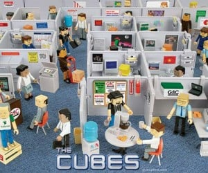 The Cubes: You'Re Probably One of Them