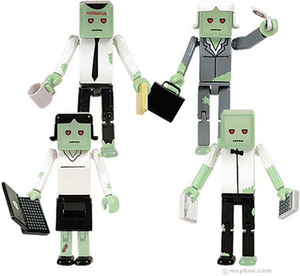 the cubes corporate zombies