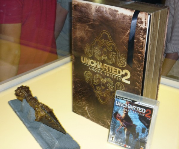 Buried Treasure: Uncharted 2'S 'Fortune Hunter' Edition