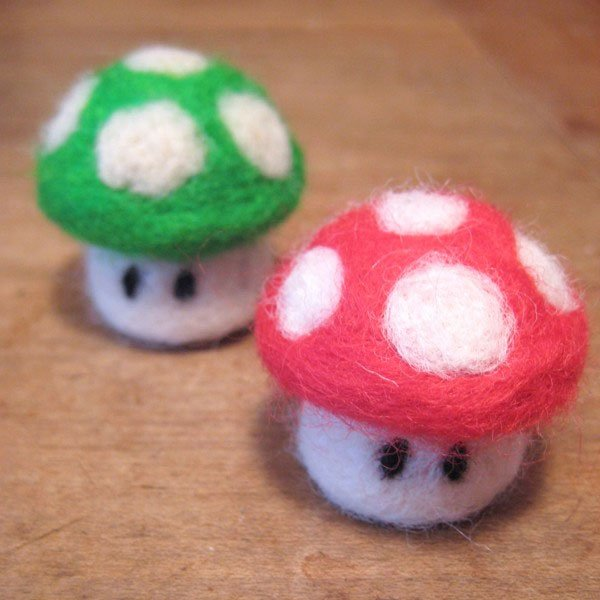 woolygeek mario mushrooms
