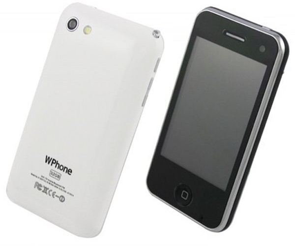 Wphone: iPhone Clone Tries to One-Up Apple'S Original
